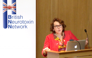 Marion British Neurotoxin Network meeting 2016