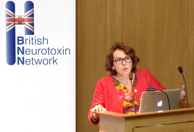 Marion British Neurotoxin Network meeting 2016