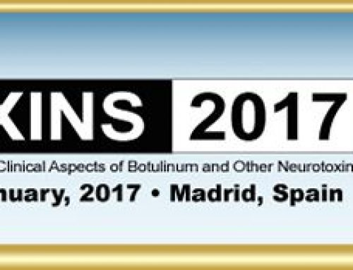 Toxins 2017- 18-21 January, Madrid